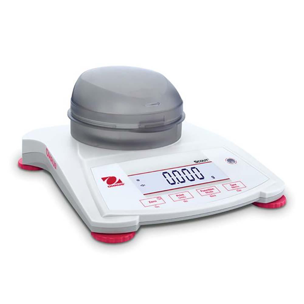 OHAUS Scout® SPX Balances (Small Pan)