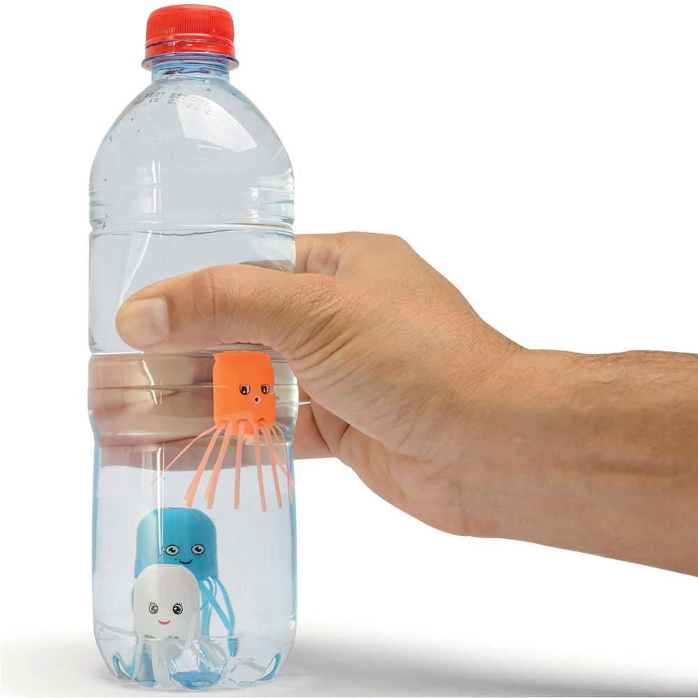 Jellyfish Cartesian Diver
