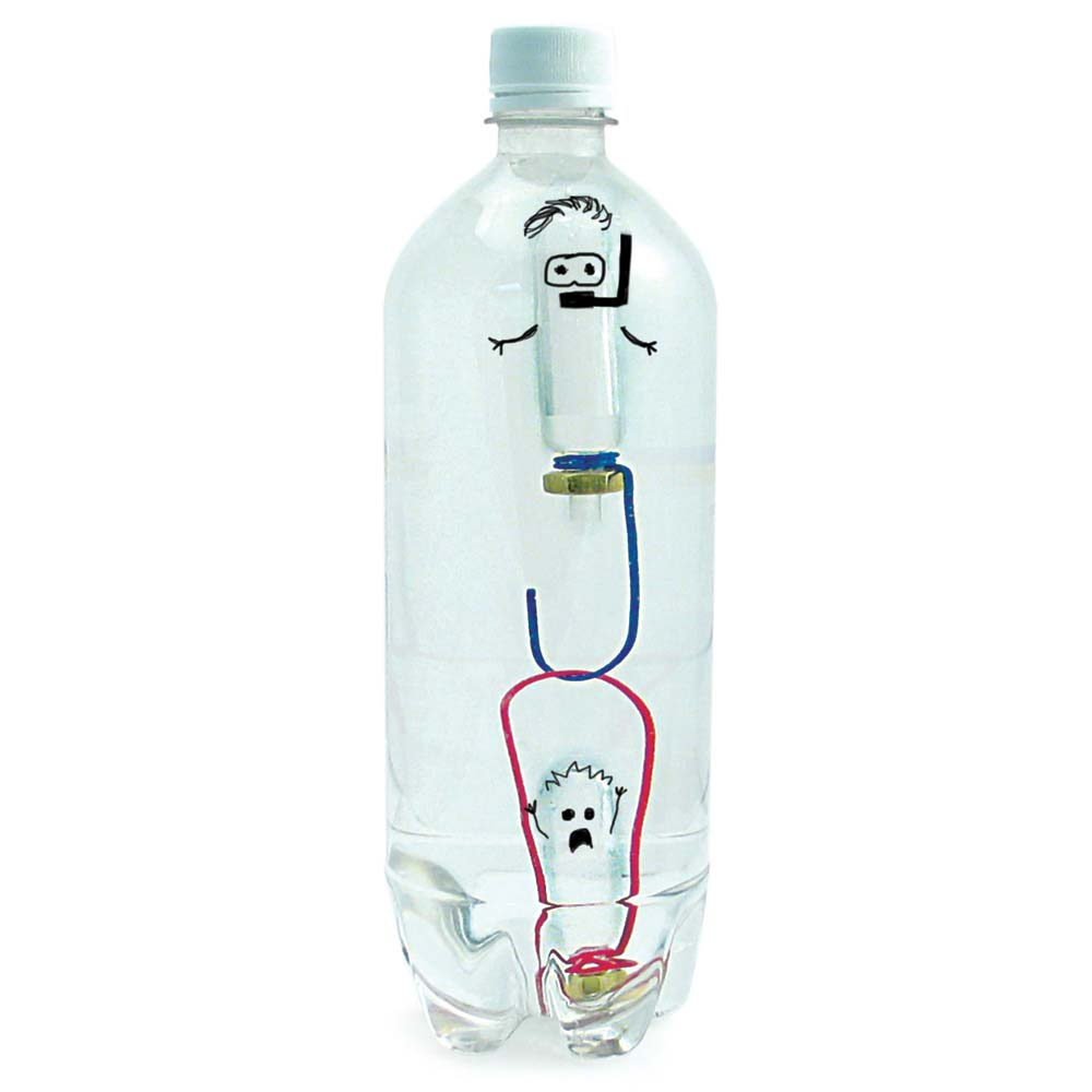 Catch and Release Cartesian Diver