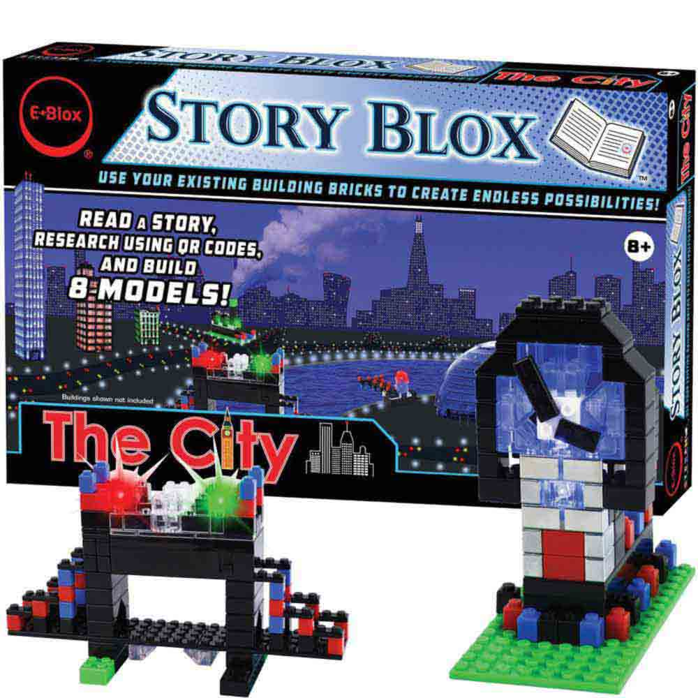 E-Blox Stories - The City
