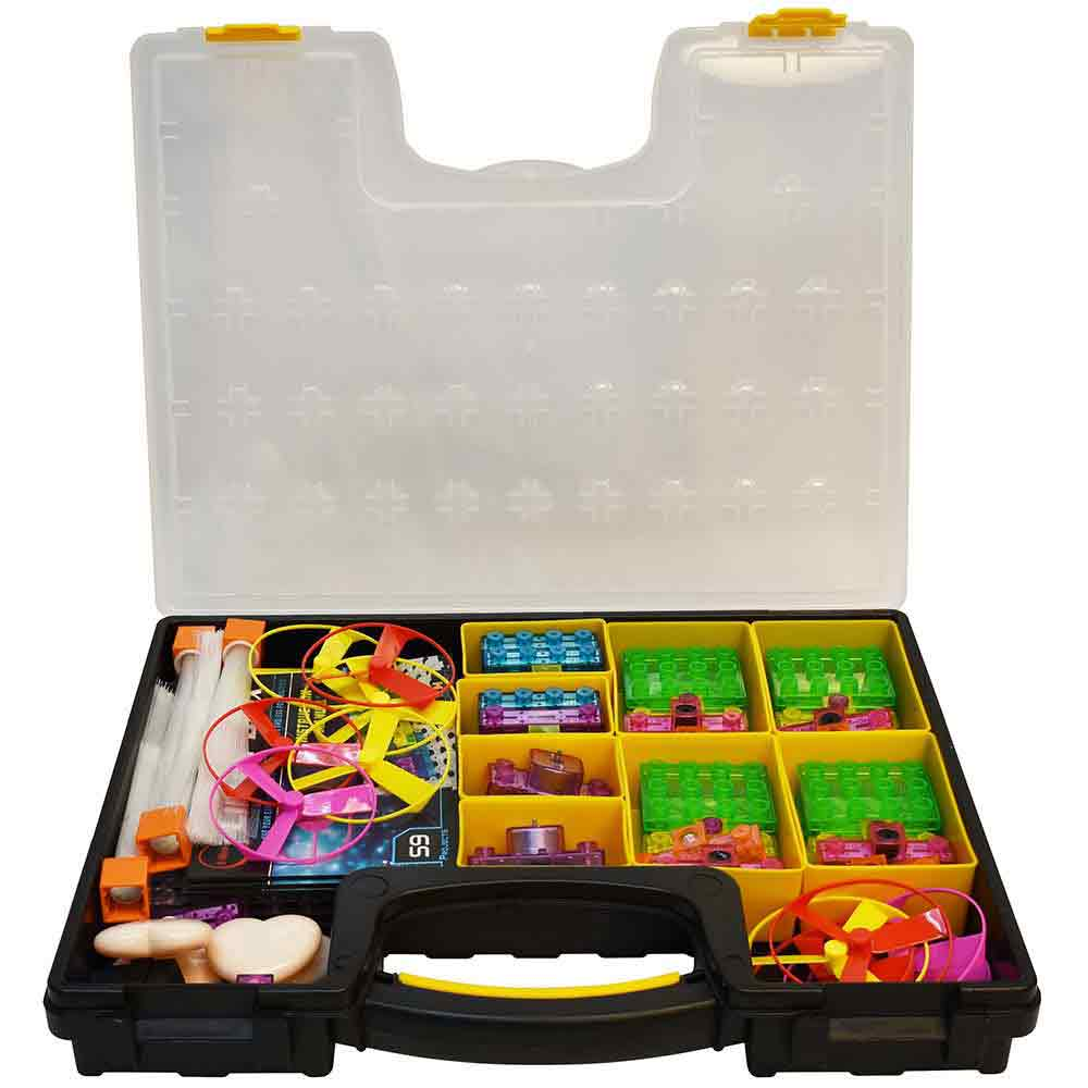 e-Blox Circuit Blox 59 Classroom Set