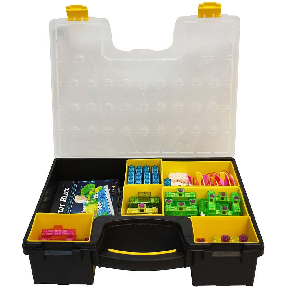e-Blox Circuit Blox 120 Classroom Set
