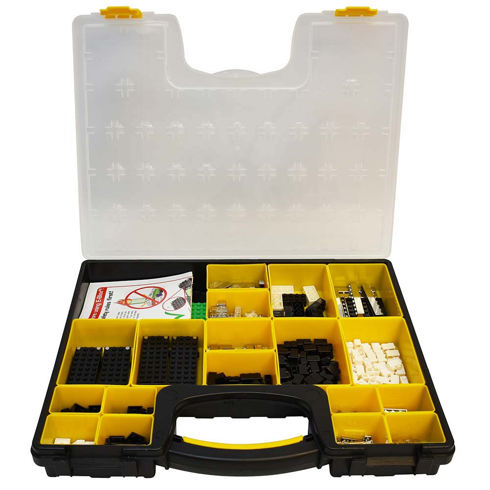 e-Blox Power Blox Builder 292 Classroom Set