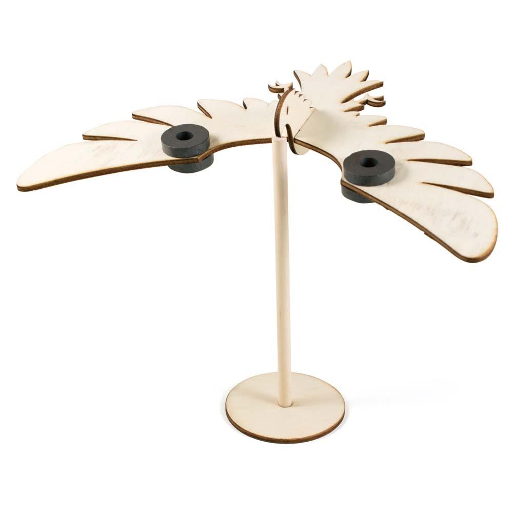 Balancing Bird Puzzle