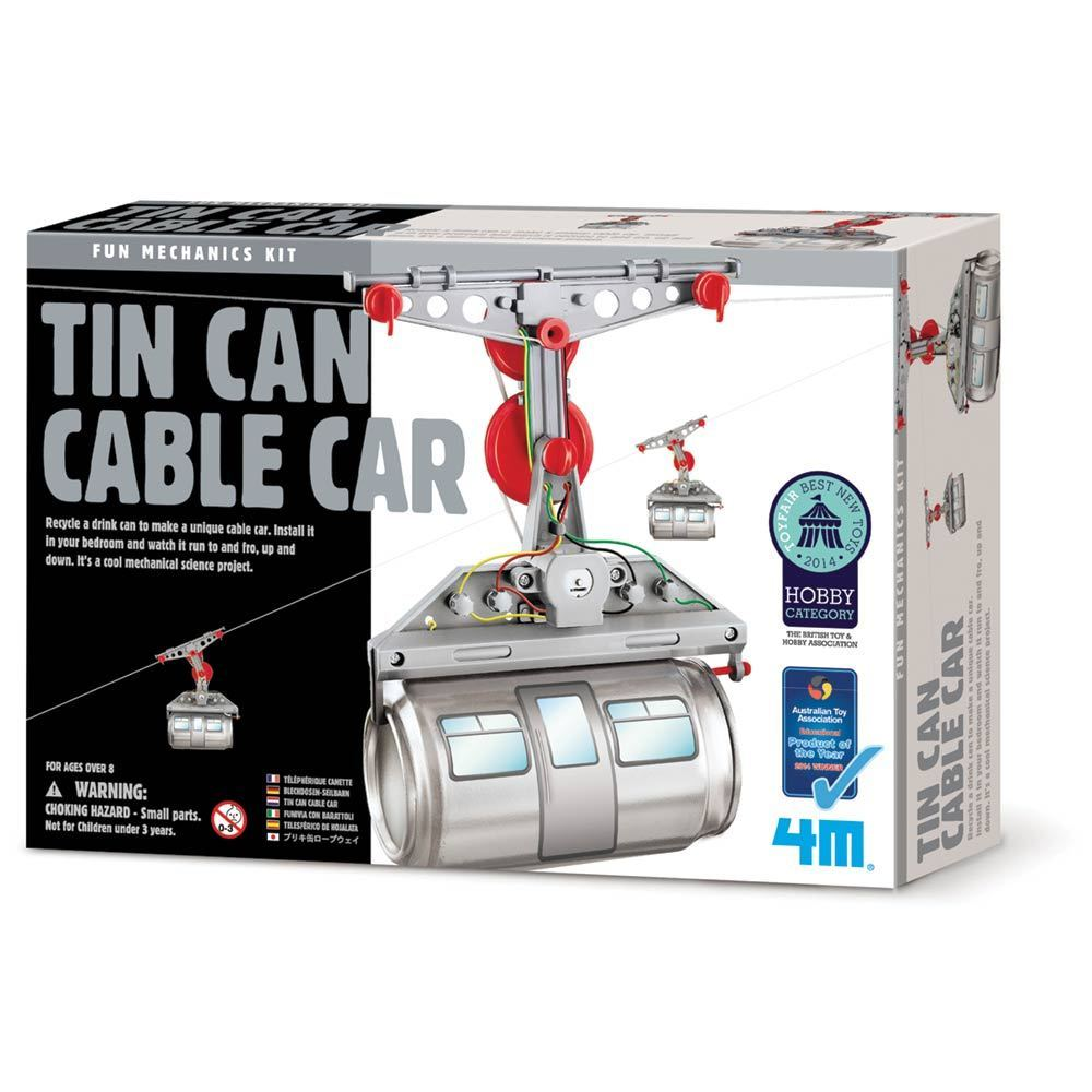 Tin Can Cable Car