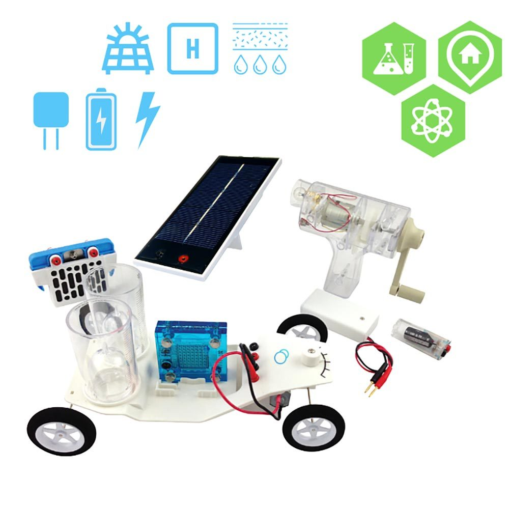 Horizon Multi Energy Car Science Kit