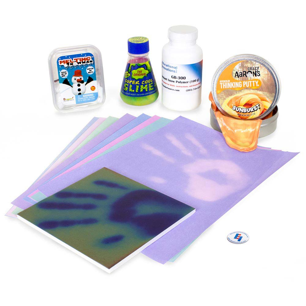 Hot & Cold: Science You Can Touch Bundle