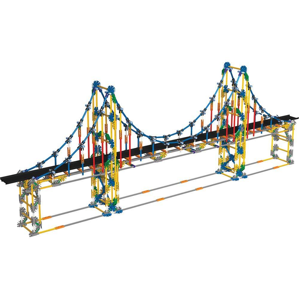 K'Nex Real Bridge Building Kit