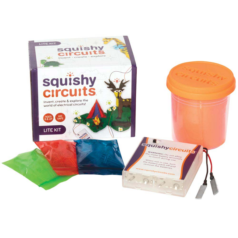 Squishy Circuits Lite Kit