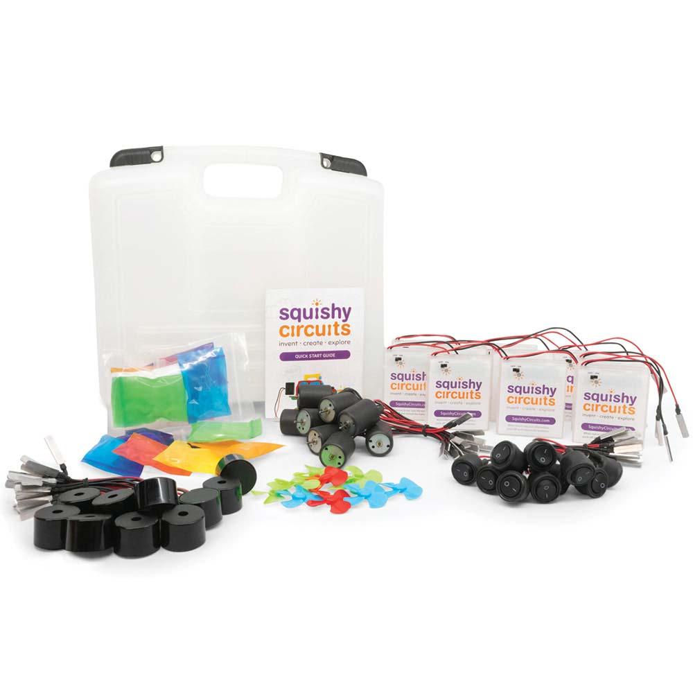 Squishy Circuits Group Kit