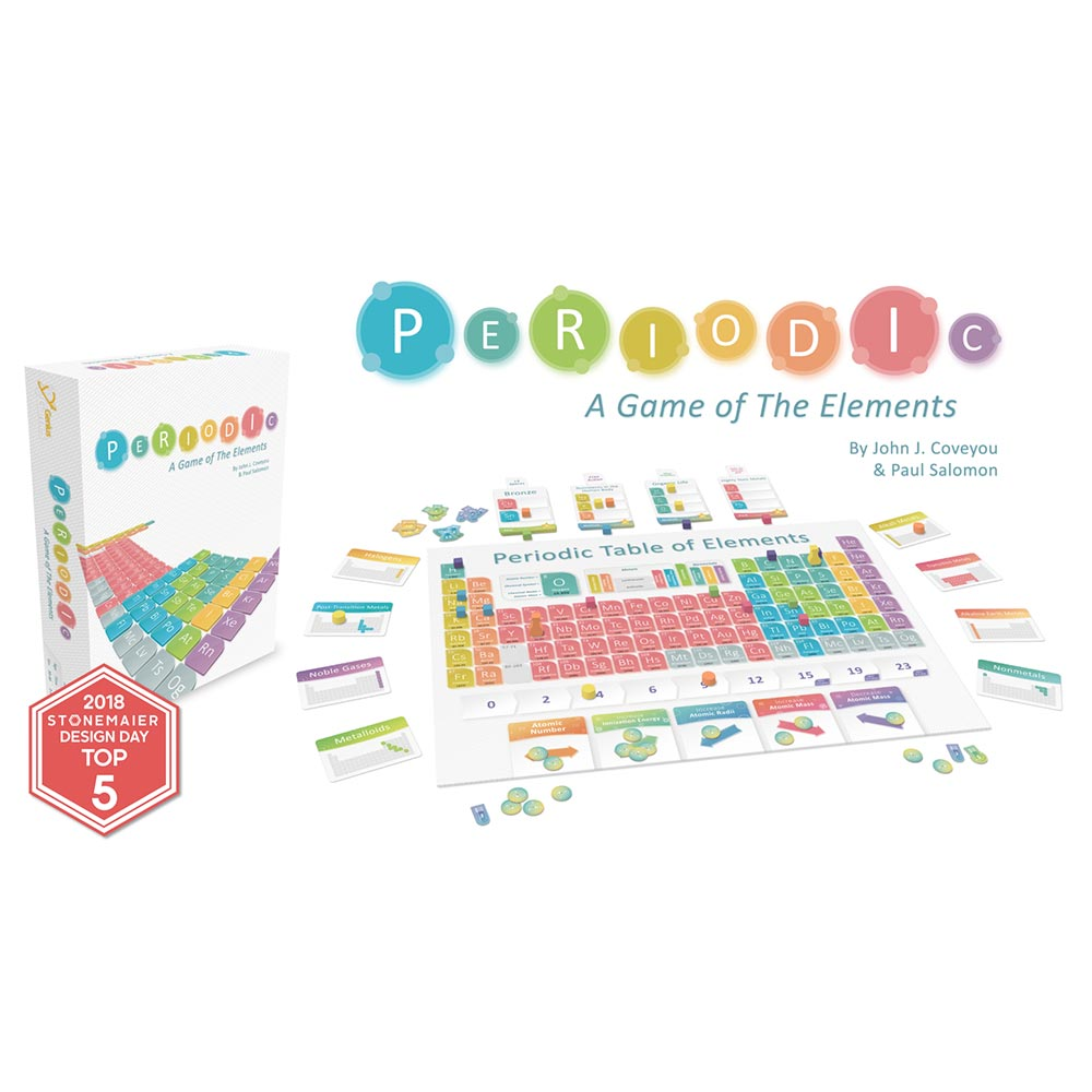 Periodic - Game of the Elements