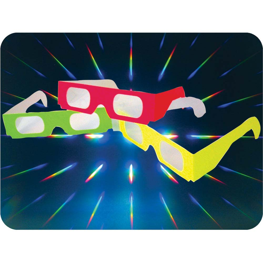 Prism Glasses (Double Axis) - Pack of 10
