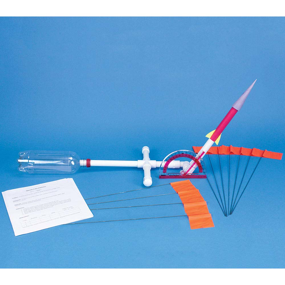 Articulating Stomp Rocket System