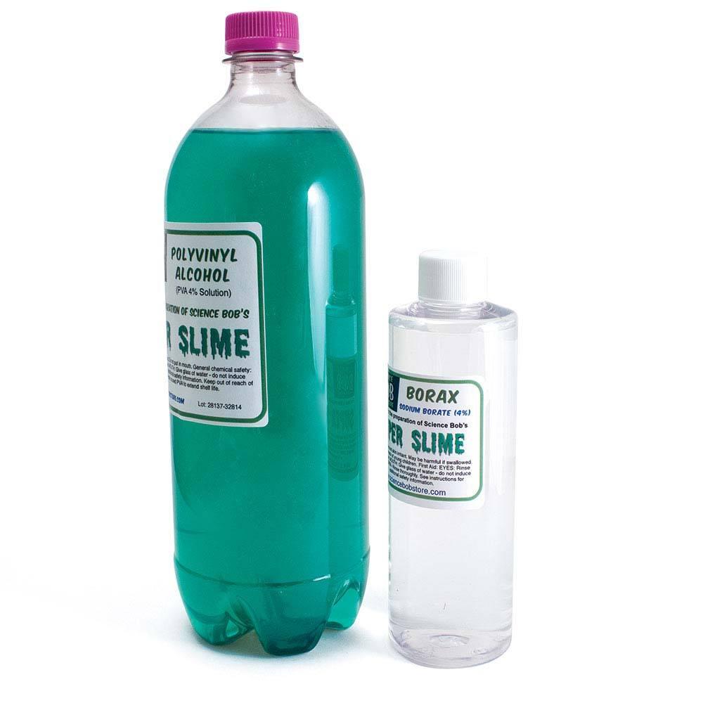 Green Super Slime Kit