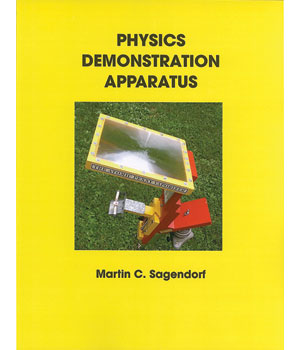 Physics Demonstration Apparatus Book