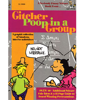 Gitcher Poop in a Group - by Bryce Hixson