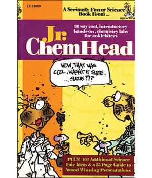 Jr. Chemhead - by Bryce Hixson