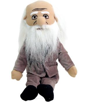 Charles Darwin Plush