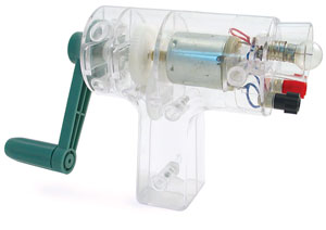 Hand-Cranked Generator