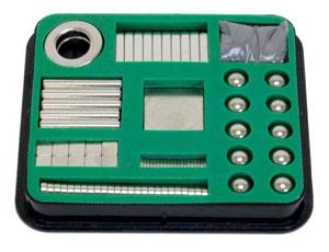 Mini-Neodymium Magnet Assortment