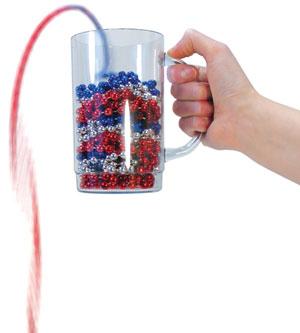 Polymer Bead Demonstration