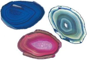Geodes Slices