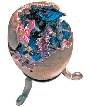 Bismuth Eggs
