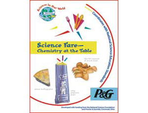 Science Fare - Chemistry at the Table