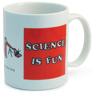 Science Is Fun Mug