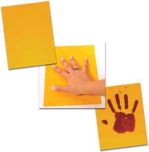 Goldenrod Color-Changing Paper - 100 sheets