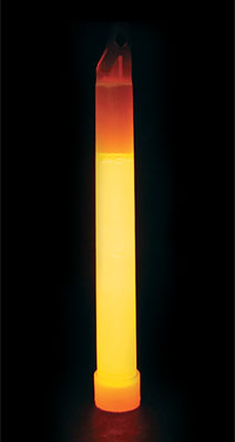 Ultra Hi-Intensity, 5-Minute Orange Light Stick
