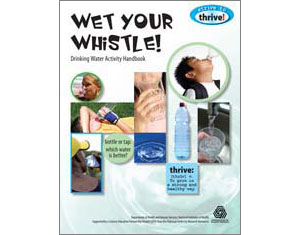 Wet Your Whistle! Drinking Water Activity Handbook