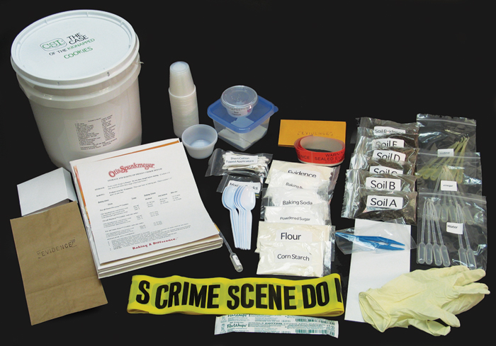 crime scene scenario Use this scenario to practice writing a criminal justice report after you finish, you can compare your version to a finished professional report.