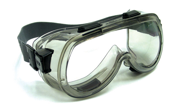 Lab Equipment and Safety - Deluxe Crews Goggles