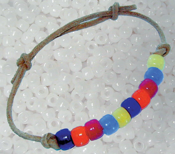Uv Bead Bracelet Necklace Making Kit