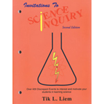 Invitations to Science Inquiry - by Tik Liem