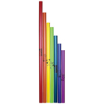 Boomwhacker Bass Set