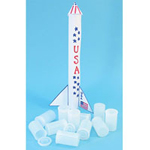Rocket Film Canisters - Rocket Film Canisters (set of 100)