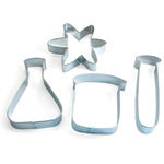 Science Cookie Cutters