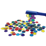 Magnetic Counting Chips