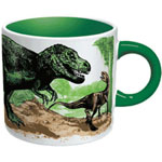 Disappearing Dinosaurs Mug - Disappearing Dinosaurs Mug (single)
