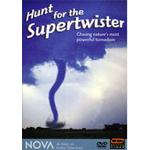 Hunt for Super Twister - Nova Video (DVD)