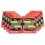 Periodic Quest Card Game