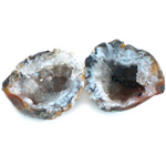 Small Geode Pairs