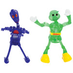 Dance with our Stars: Robots and Sliders