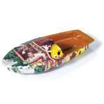 Putt Putt Steam Boat - Putt Putt Steam Boat