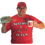 Science Is Fun T-Shirts
