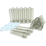 Soda Bottle Preforms and Caps (30/pk)