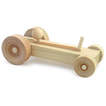 Wooden Car Kit