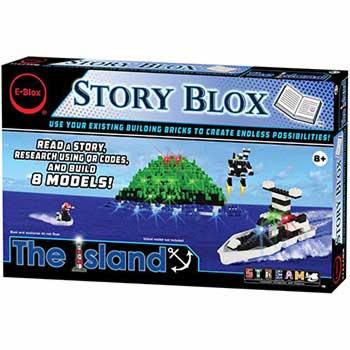 e-Blox Story Blox - The Island